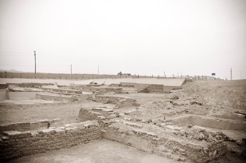 Pachacamac遺址