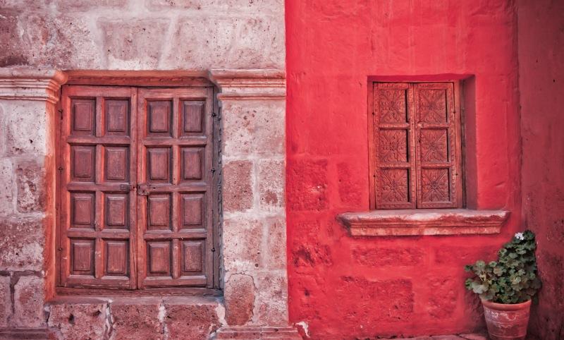 門 vs 窗
