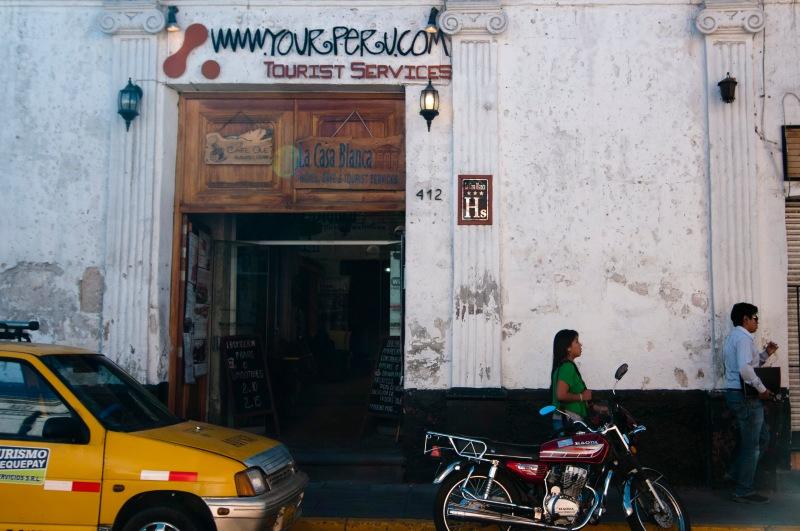 Casa Blanca Your Peru