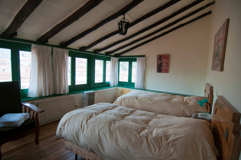 Hotel Corihuasi 的1號房