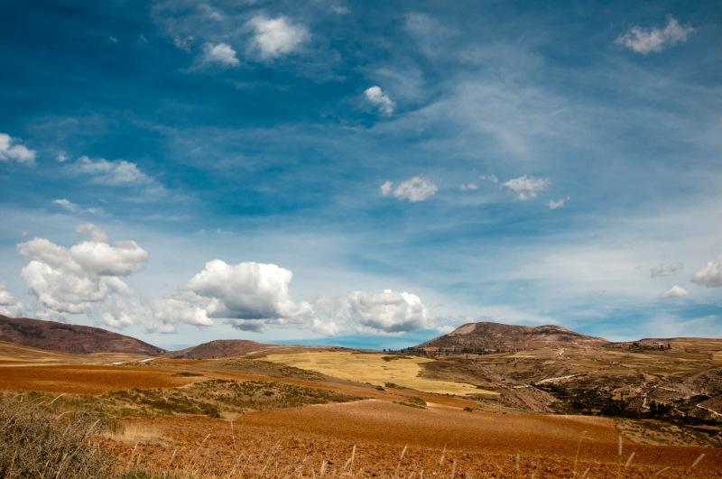 Maras 往 Moray 之間就有數不盡充作windows wallpaper 也不失禮的風景