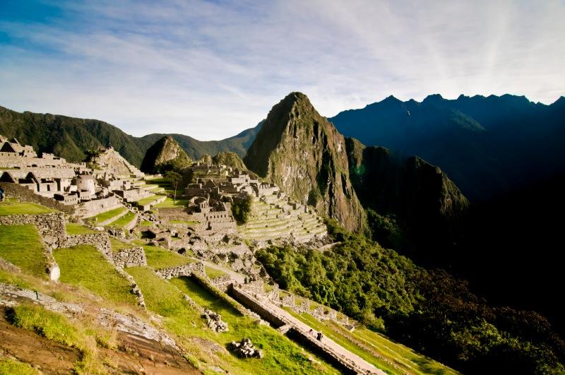 無論如何, 首次踏足 Machu Picchu, 感覺就是震撼!